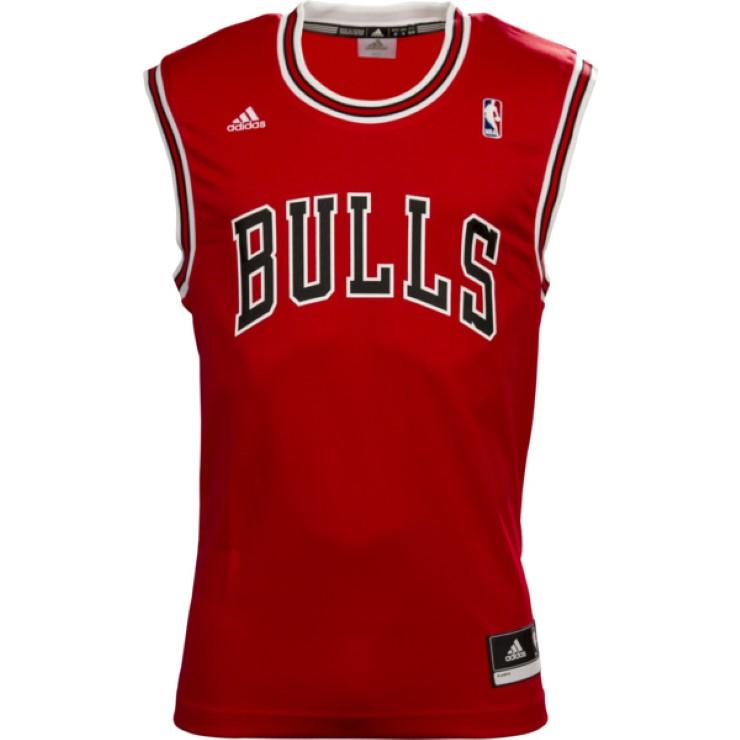 a3dcd1be98c adidas Chicago Bulls Custom Replica Road Jersey   L71452